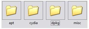 dpkg-folder