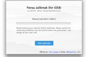 click on Start Jailbreak