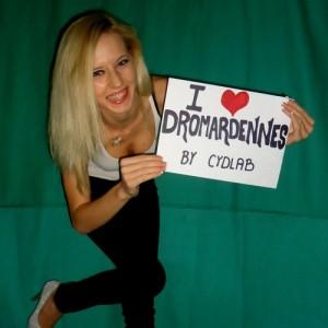 I Love Dromardennes by Cydlab
