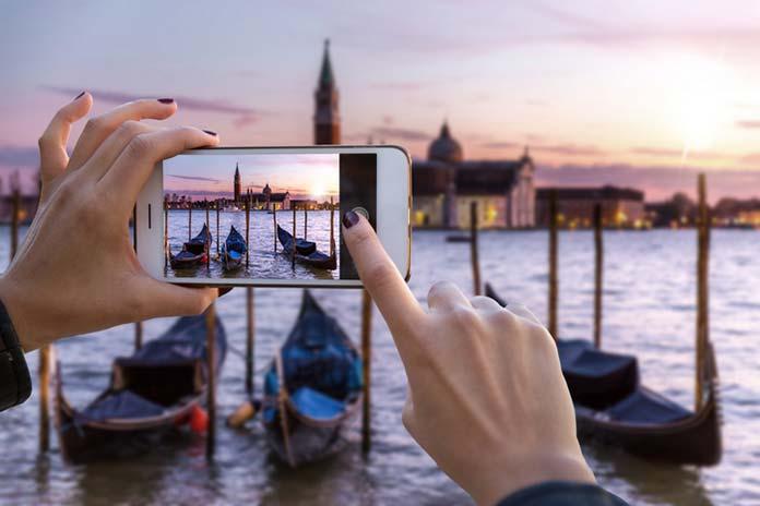 Aparat fotograficzny w iPhonie 8
