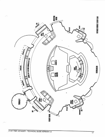 Star Trek Blueprints: Star Trek: Voyager Technical Manual