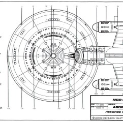 Uss Enterprise Diagram 3 Wire Guitar Pickup Wiring C Online Star Trek Blueprints Starfleet Vessel Ambassador Class Starship Network Visio U S