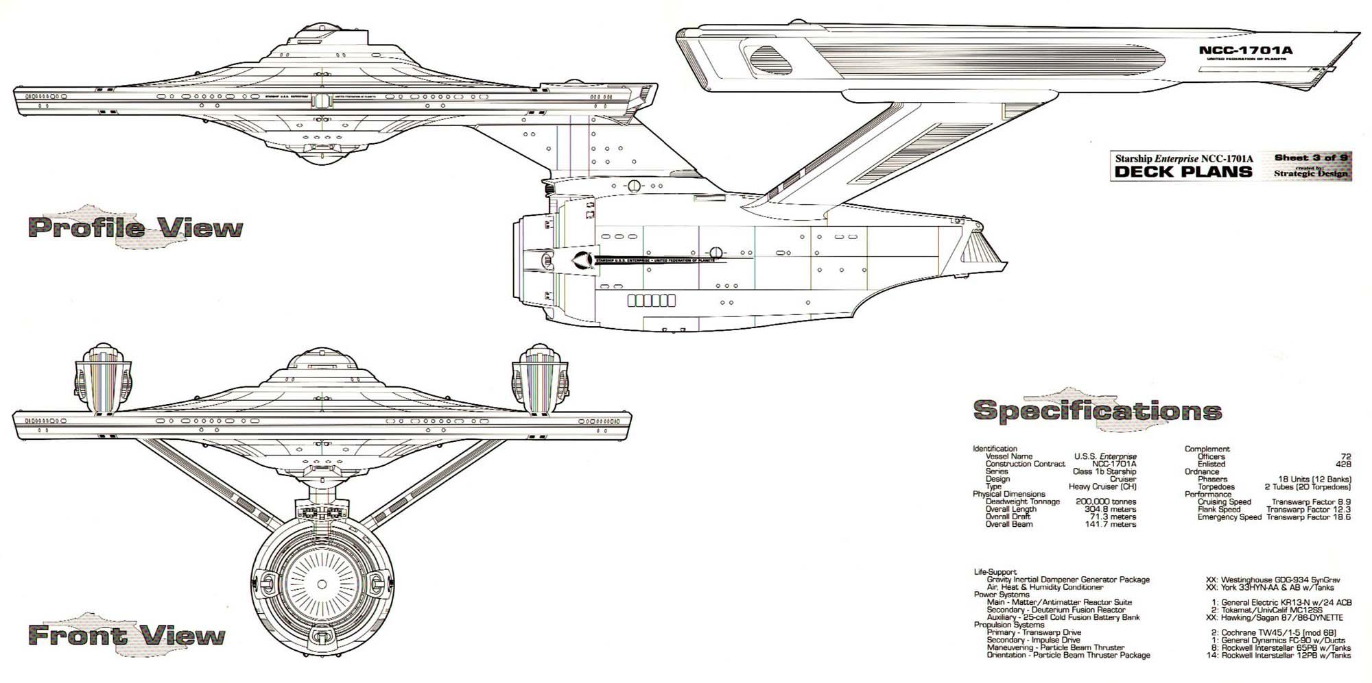 uss enterprise diagram 2003 holden rodeo radio wiring u s ncc 1701a deck plans