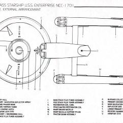 Uss Enterprise Diagram Bathtub Plumbing Schematic  The Wiring Readingrat
