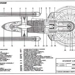 Uss Enterprise Diagram Digestion Crop Schematic  The Wiring Readingrat