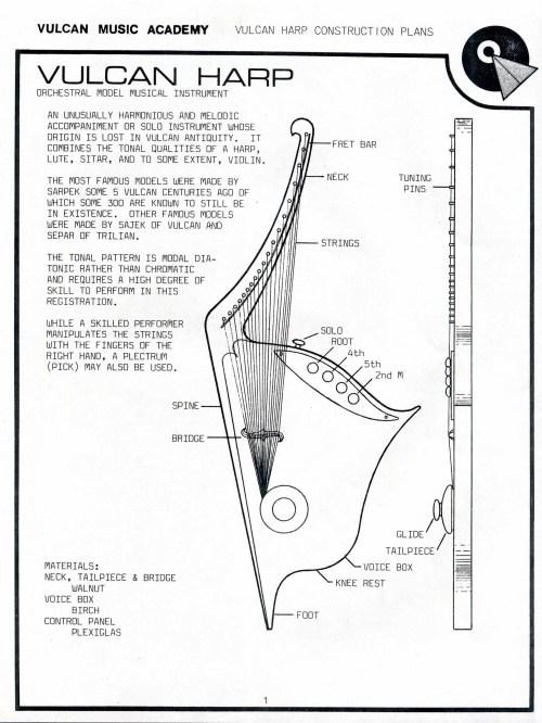 small resolution of vulcan harp construction plans