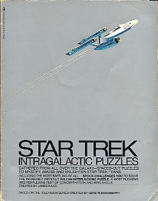 Star Trek: Trivia/Game/Instruction Manuals Guide
