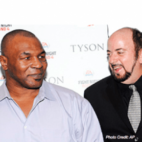 Mike Tyson and Toback on CYInterview.com