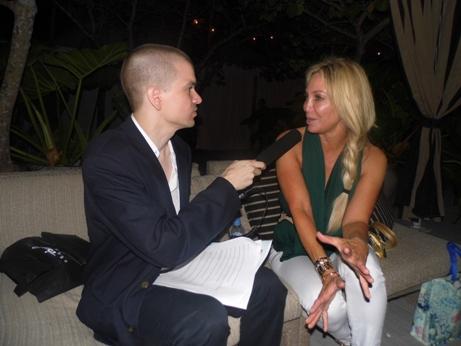 Chris Yandek, Celebrities in Miami, Chris Yandek Lisa Pliner, Lisa Pliner Photos, Lisa Pliner 2013, Lisa Pliner Interview, Real Housewives of Miami, RHOM, RHOM 2013, Real Housewives of Miami Photos, Real Housewives Photos, Real Housewives of Miami 2013, Chris Yandek Lisa Pliner, Lisa Pliner 2013, Shoe designers, Lisa Pliner, Designers 2013, Fashion 2013, Lisa Pliner Fashion, Miami Swim Week, Miami Swim Week 2013, Mercedes Benz Fashion Week Swim 2013