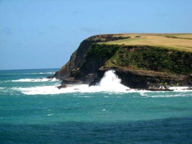 Sydkusten Nya Zeeland