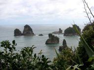 Västkust Nya Zeeland