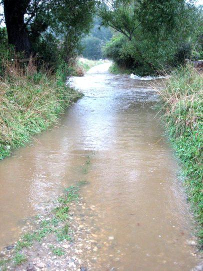 översvämning Nya Zeeland