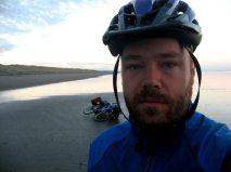 Strand cykling