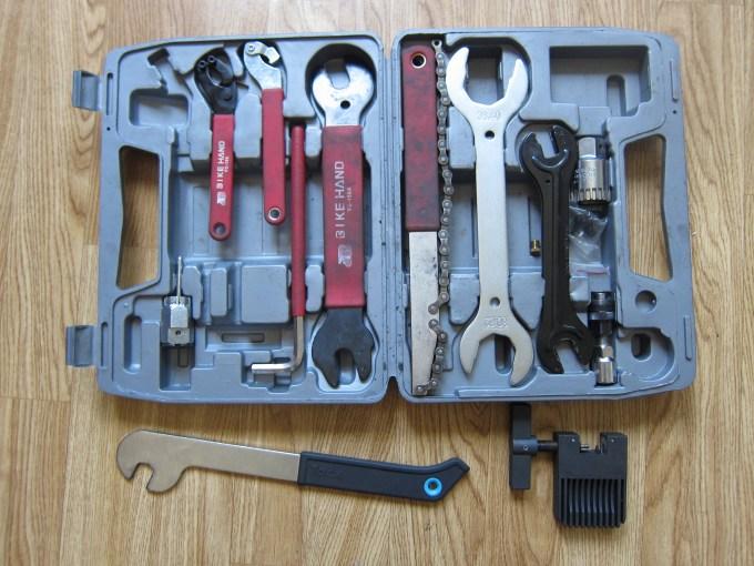 verktyg cykel