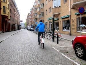 Malmö Hyrcyklar Gamla Väster