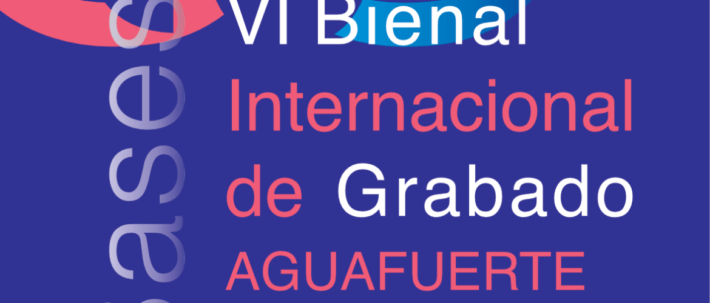 VI Bienal Aguafuerte