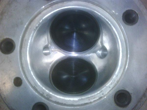 Harley-Davidson Dual 10mm Spark Plug Head | Cylinder Head