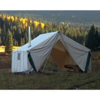 15x18 Wall Tent