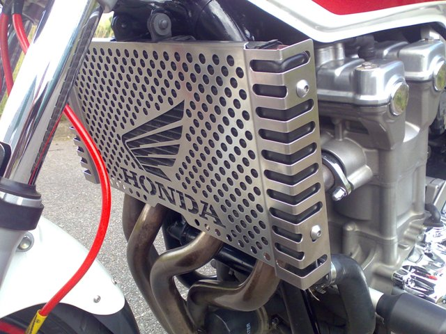 Honda CB1300 Radiator Cover