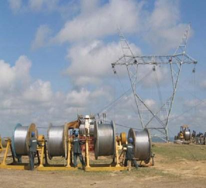 CYMIMASA Transporte de Energía Eléctrica - Trasnporte y Distribución