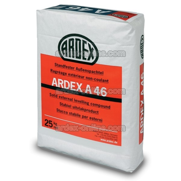 ARDEX A46 - Mortero rápido
