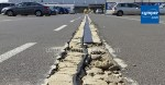 Cómo reparar una junta de dilatación en pavimento asfáltico