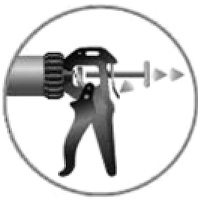 SikaMur® InjectoCream-100. Paso 1