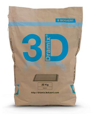 Dramix - Fibra metálica de acero para refuerzo de hormigón