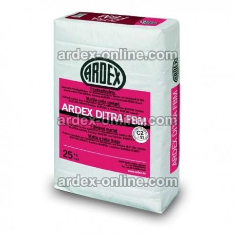 ARDEX DITRA FBM - Cemento cola porcelánico fluido