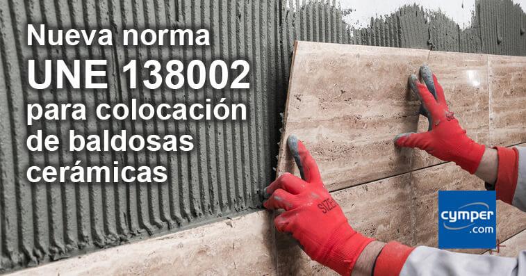 Norma española UNE 138002