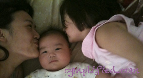 Babies and Love, Cymplified!