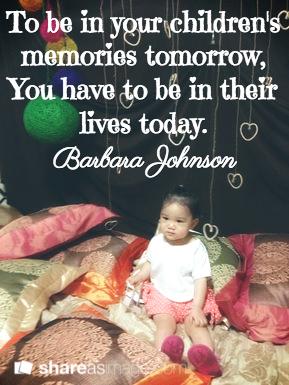 barbara johnson quote