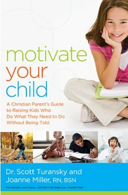 motivate your child book cover
