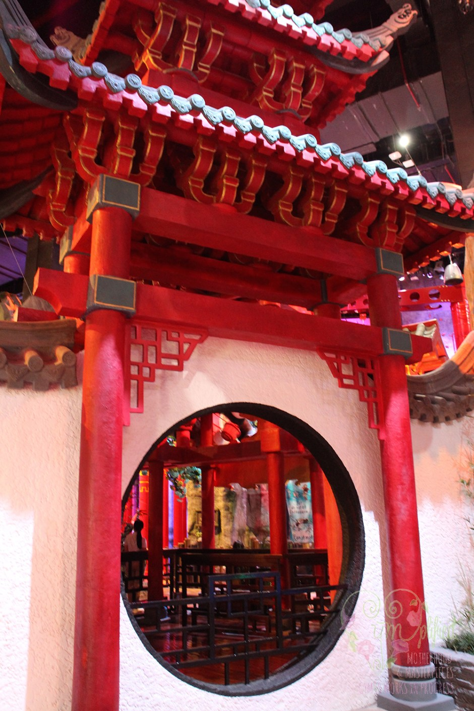 dreamplay chinese doorway