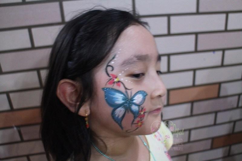 kidzville face paint