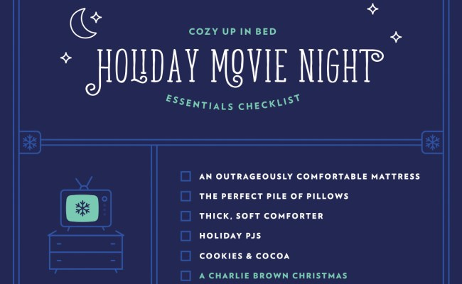 A Holiday Movie Night With Family, Cymplified!