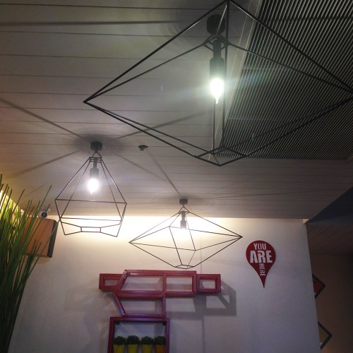 lights @ torch restaurant