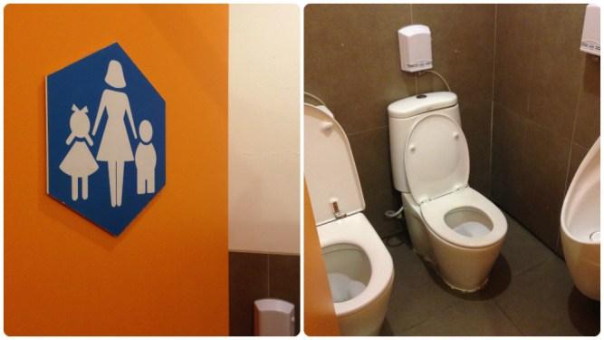 mind museum restroom