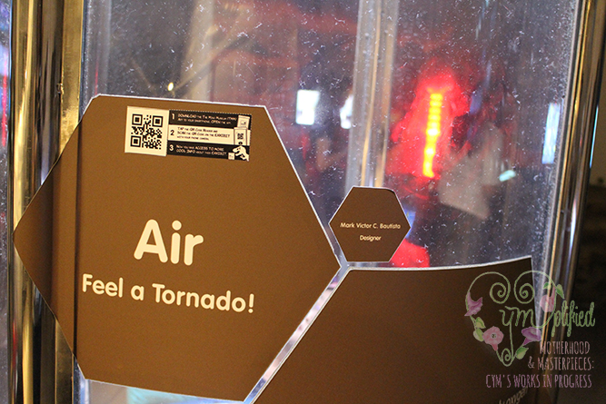 mind museum air tornado QR code