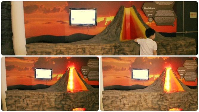 mind museum volcano