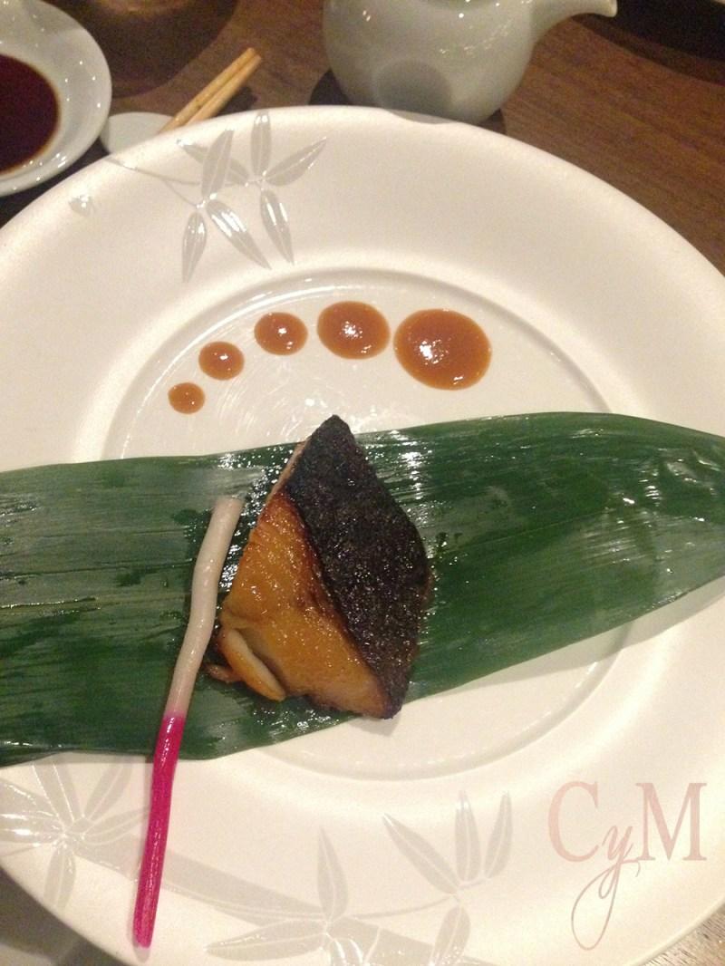 nobu restaurant black cod miso opened