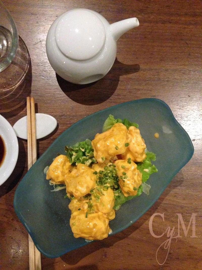 nobu restaurant shrimp