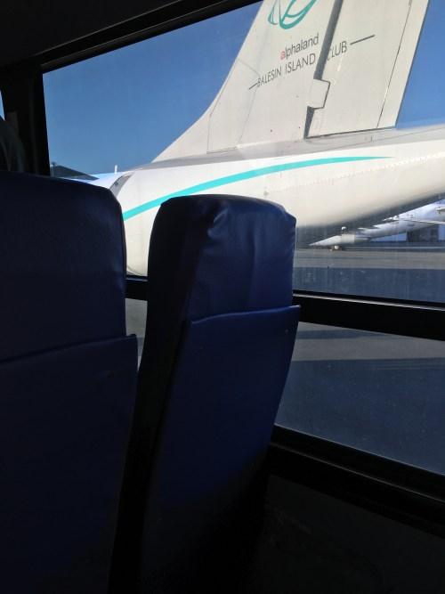 Balesin Island plane