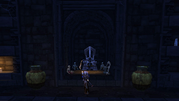 crypts The Last Relic of Argus