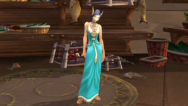 robes of the WoW Classic Robes