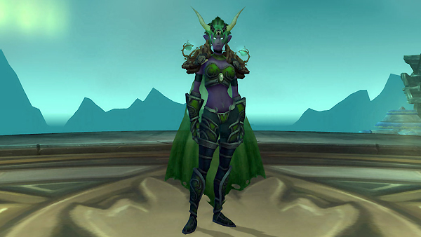 ysera1 Ysera - Aspect of Dreams