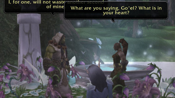 Thrall and Aggra's ceremony - part 2