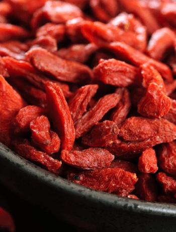 Goji Berries Bars health snacking