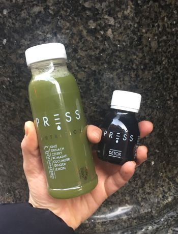 Press Juice Cleanse CynCity Cyntra