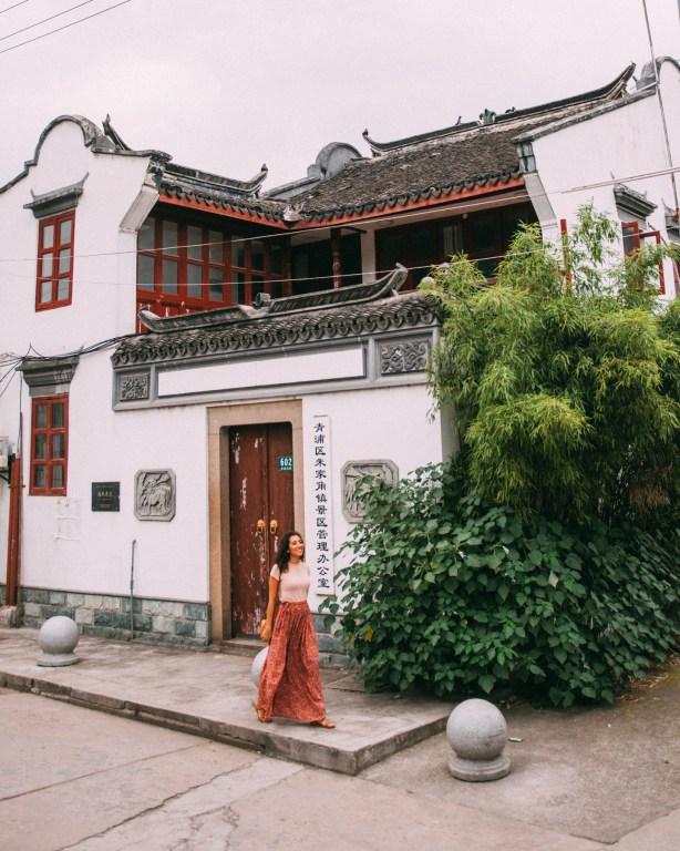 Shanghai street house